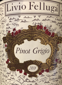 Livio Felluga Pinot Grigiotext