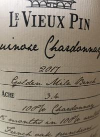 Le Vieux Pin Équinoxe Chardonnaytext