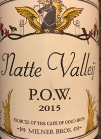 Natte Valley POWtext