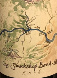 Smockshop Band Spring Ephemeral Rosétext