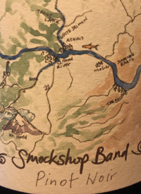 Smockshop Band Pinot Noirtext