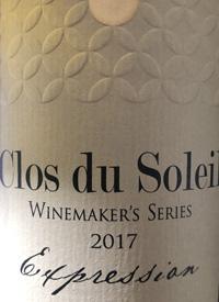 Clos du Soleil Winemaker's Series Expressiontext