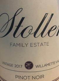 Stoller Family Estate Willamette Valley Pinot Noirtext