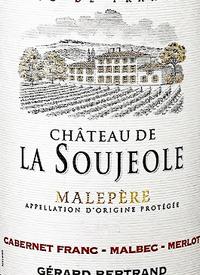 Gérard Bertrand Château de la Soujeole Grand Vin Malepère Rougetext