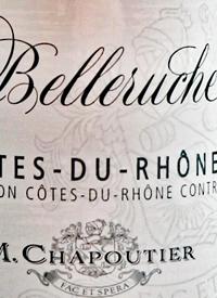 M. Chapoutier Belleruche Côtes du Rhône Rosétext
