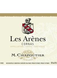 M. Chapoutier Les Arènes Cornas