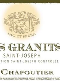 M. Chapoutier Saint Joseph Les Granits Blanc