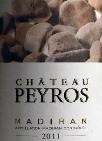 Cháteau Peyros Madiran Vielles Vignestext