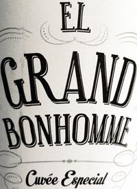 El Grand Bonhomme Cuvée Especial Tempranillotext