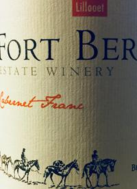 Fort Berens Cabernet Franctext