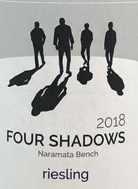 Four Shadows Rieslingtext