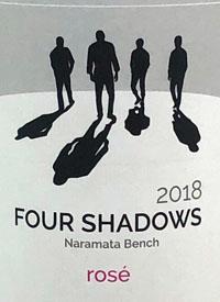 Four Shadows Rosétext