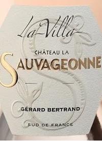 Gérard Bertrand Chateau La Sauvageonne La Villa Rosétext