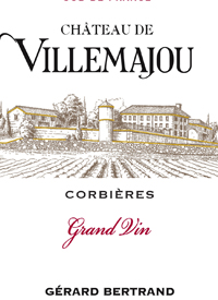 Gérard Bertrand Château de Villemajou Grand Vin Rougetext