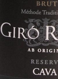 Giró Ribot Brut Rosé Cava ab Originetext