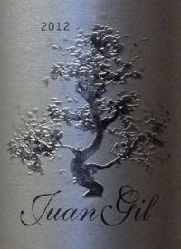 Juan Gil Silver Labeltext
