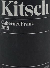 Kitsch Cabernet Franctext