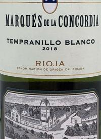 Marqués de Monistrol Tempranillo Blancotext