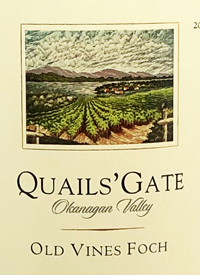Quails' Gate Old Vines Foch