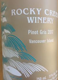 Rocky Creek Pinot Gristext