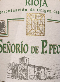 Señorío de P. Peciña Rioja Bianco Cosechatext
