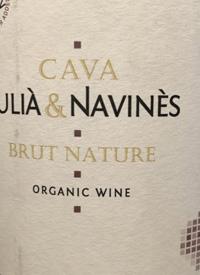 Julià & Navinès Brut Nature Reserva Cavatext