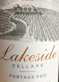 Lakeside Cellars Portage Redtext