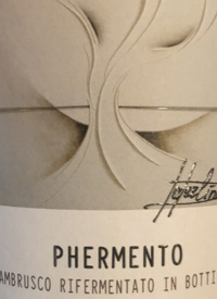 Medici Ermete Lambrusco di Modena Phermento Lambrusco Rifermentato in Bottigliatext