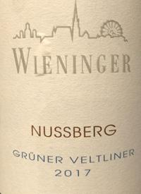 Wiengut Wieninger Nussberg Grüner Veltliner