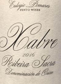 Fento Wines Xabretext