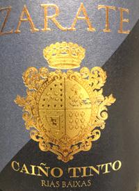 Zarate Caiño Tintotext