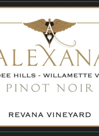 Alexana Dundee Hills Revana Vineyard Pinot Noirtext