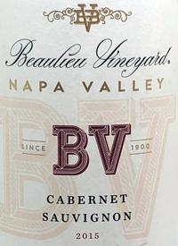 Beaulieu Vineyards Cabernet Sauvignontext