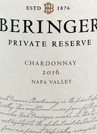 Beringer Chardonnay Private Reservetext