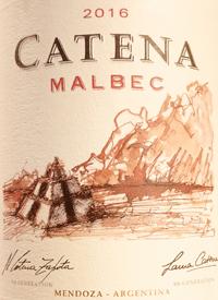 Catena Malbec High Mountain Vinestext