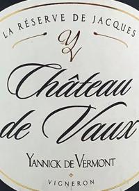 Chateau de Vaux La Reserve de Jacques Beaujolais-Villagestext