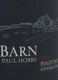 CrossBarn Paul Hobbs Pinot Noirtext