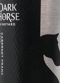 Dark Horse Vineyard Cabernet Franctext