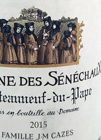 Domaine des Senechaux Châteauneuf du Papetext