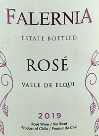 Falernia Rosétext