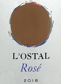 Famille J-M Cazes L'Ostal Rosetext
