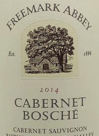 Freemark Abbey Cabernet Sauvignon Bosché Vineyardtext