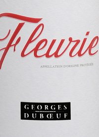 Georges Duboeuf Fleurietext