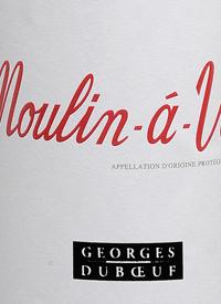 Georges DuBoeuf Moulin-à-Venttext
