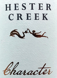Hester Creek Charactertext