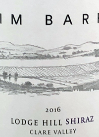 Jim Barry The Lodge Hill Shiraztext