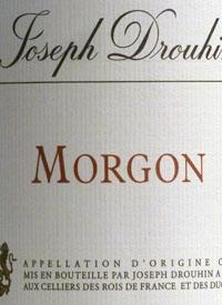 Joseph Drouhin Morgontext