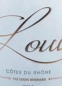 Louis Côtes du Rhône Blanctext