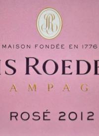 Louis Roederer Brut Rosé Champagnetext