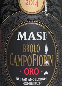 Masi Brolo Campofiorin Orotext
